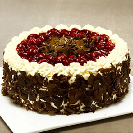Tasty Black Forest Cake: Gifts To China