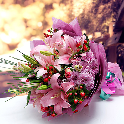 Colors of Charm JD: Send Flowers to Amman