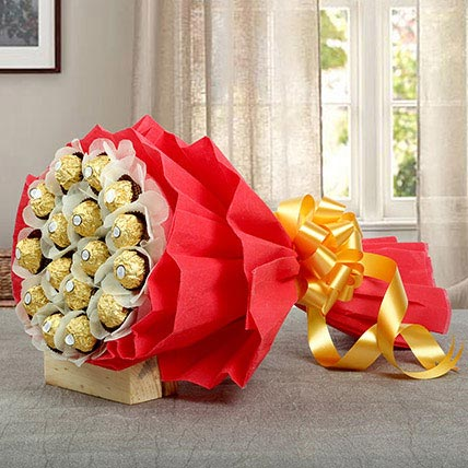 A Bouquet of Sweetness: Diwali Chocolate Hampers