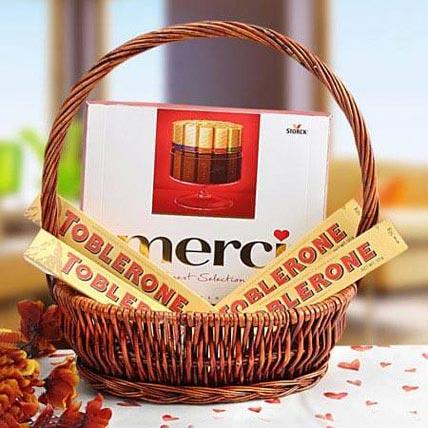 A Gift of Perfection: Bhai Dooj Chocolates