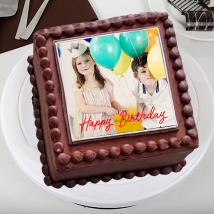 Delectable Photos Cake: Birthday Cakes Dubai