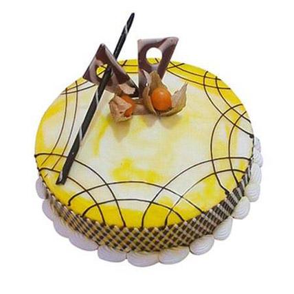 Mango Cake: