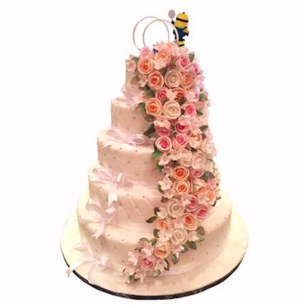 5 Steps of Love: Wedding Cakes