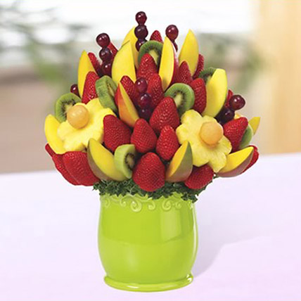 Mango Kiwi Blossom: Same Day Delivery Gifts