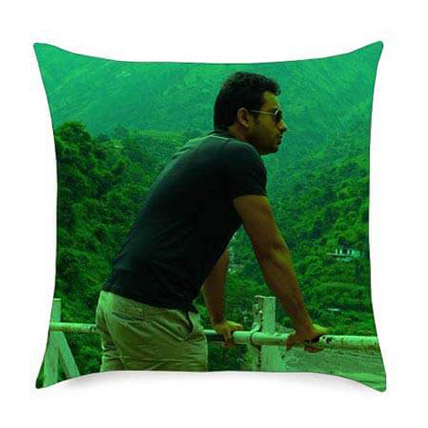 Customize Yourself on a Cushion: Friendship Day Cushions