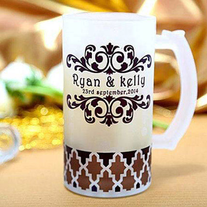 Special Personalize Beer Mug: Personalised Gifts to Ras Al Khaimah