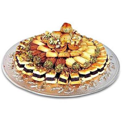 Pettifor in a Tray: Baklava Sweets