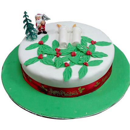 Christmas Special Cake: Designer Cakes