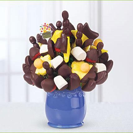 Dipped Fruit Bouquet: Best Chocolate in Dubai