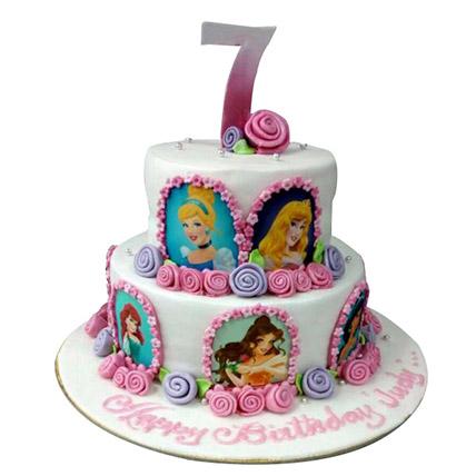 Little Princess Cake: Princess Cakes