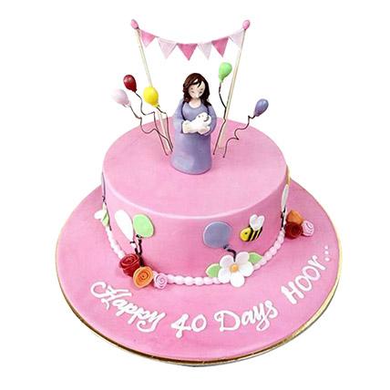 Pregnancy Cake: Designer Cakes