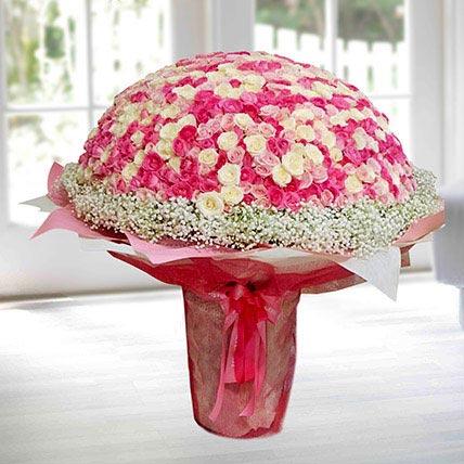 450 Roses Beautiful Arrangement: Unique Gifts