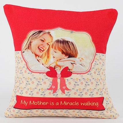 Mom Special Personalized Cushion: Cushions for Mothers Day