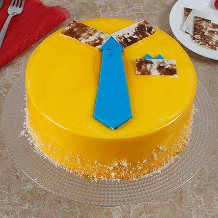 Summer Special Mango Cake: