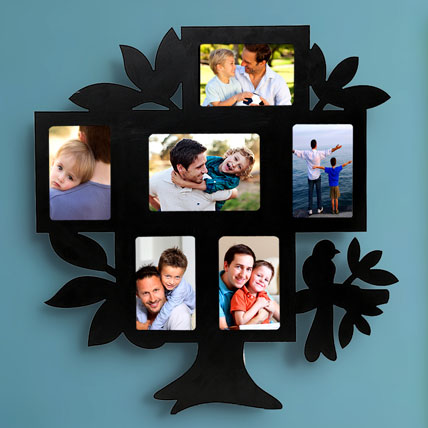 Family Tree Personalized Frame: Personalised Gifts for Boyfriend