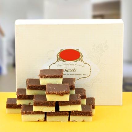 Enjoyable Chocolate Barfi: Sweets in Ajman