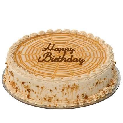 Butterscotch Birthday Cake: Birthday Cakes for Boys/Girls