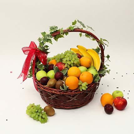 Juicy Fruits Basket: Ramadan Gifts to Sharjah