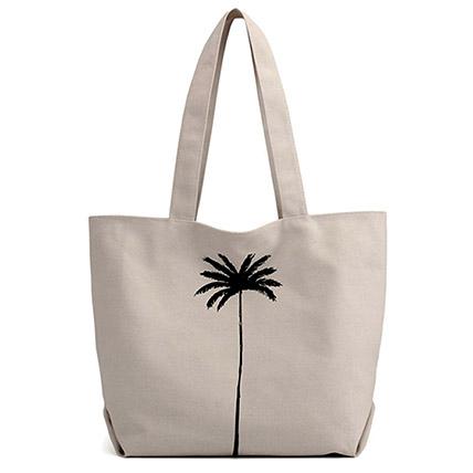 Canvas Shopper Bag: Handbags Dubai