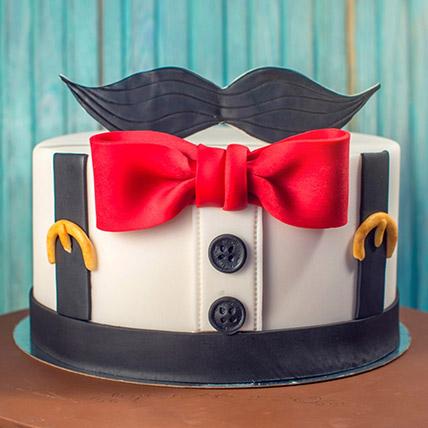 The Gentleman Cake 3 Kg: Designer Cakes