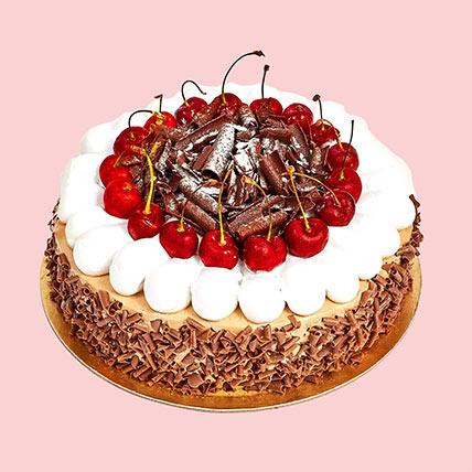 4 Portion Blackforest Cake: Graduation Gift Ideas