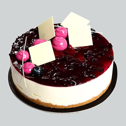 Blueberry Cheesecake: Cake Delivery in Al Ain