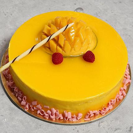New Mango Cake: