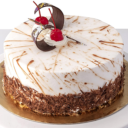 4 Portions Black Forest Cake: Best Cakes in Abu Dhabi