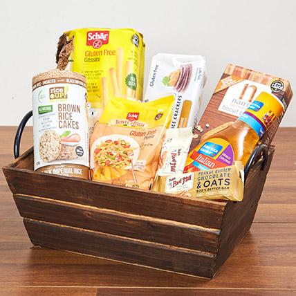 Gluten Free Snack Hamper: Gift Hampers