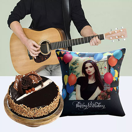 Melodious Birthday: Personalised Gifts for Wife