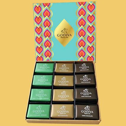 Delicious Godiva Pralines 24 Pcs: Diwali Chocolate