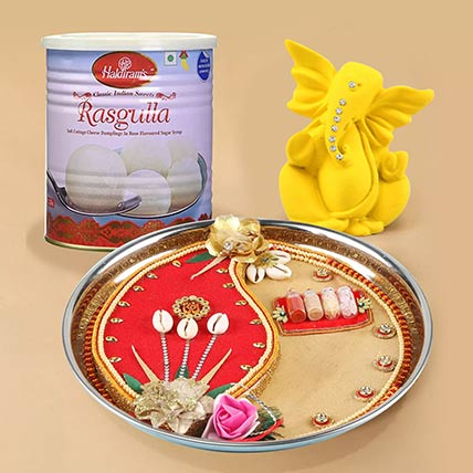 Diwali Combo With Rasgulla: Diwali Gift Ideas