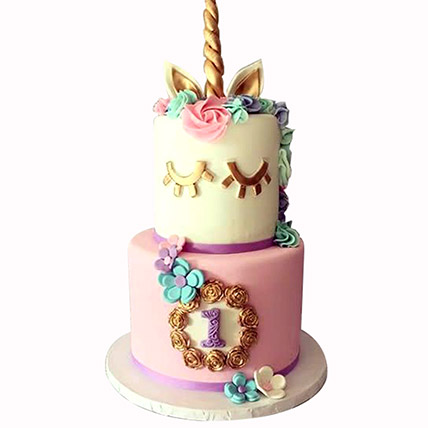 Designer Unicorn Cake: Unicorn Cakes