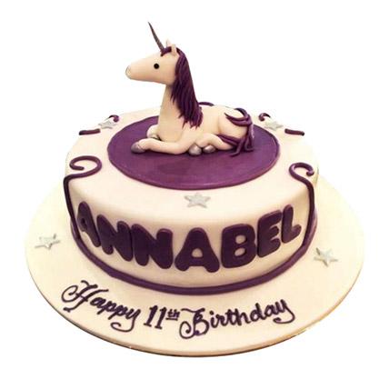 Unicorn Cake: Unicorn Cake Dubai