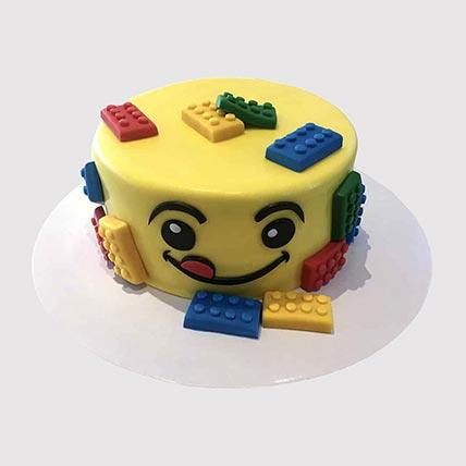 Yummy Lego Cake: Lego Birthday Cake