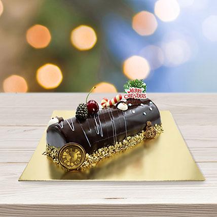 Mikado Log Cake: