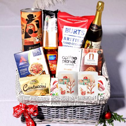 Sparkling Juice And Snack Basket: Best Chocolate in Dubai