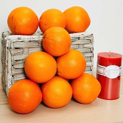 Oranges Gift Hamper: