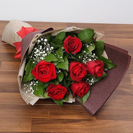 Romantic Roses Bouquet: Gifts for Her