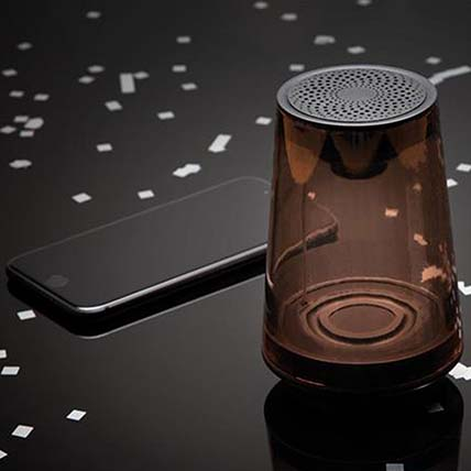 Black Wireless Speaker: Unique Gifts Dubai