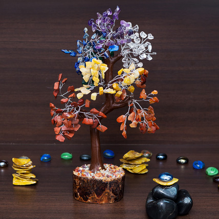 5 Chakra Wish Tree: Gifts For Grandparent's Day