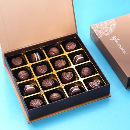 Assorted Chocolates Gift Box: Newborn Baby Gift Ideas