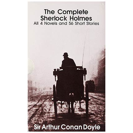 The Complete Sherlock Holmes: Books