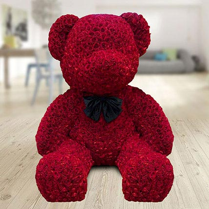 1000 Red Roses Teddy: Unique Gifts