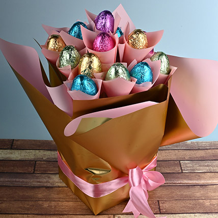 Luxury Easter Eggs Bouquet: Easter Gifts Dubai
