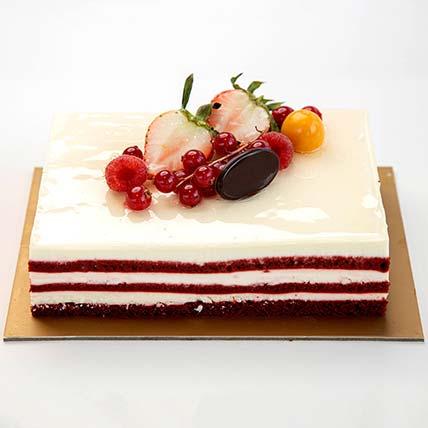 Red Velvet Cake: Red Velvet Cake Dubai