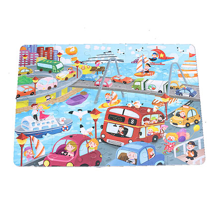 City Walk Puzzle Box: Buy Puzzle for Kids