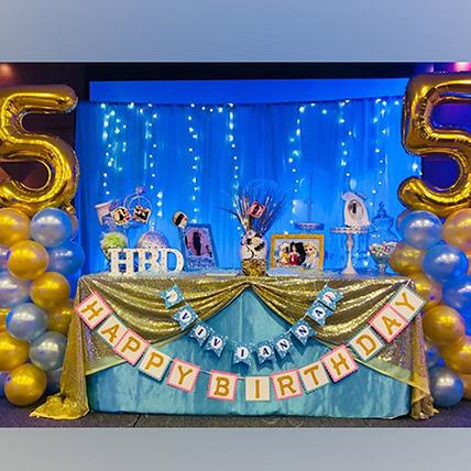 Frozen Theme Birthday Decor: Kids Gift Ideas