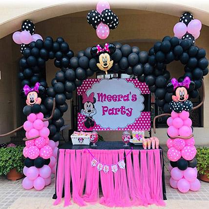 Minnie Mouse Theme Birthday Decor: Gift Ideas for Girls