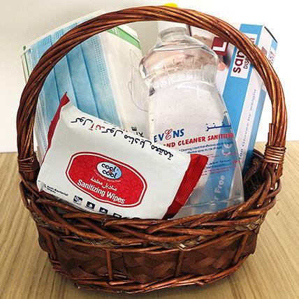 Sanitize Yourself Kit: